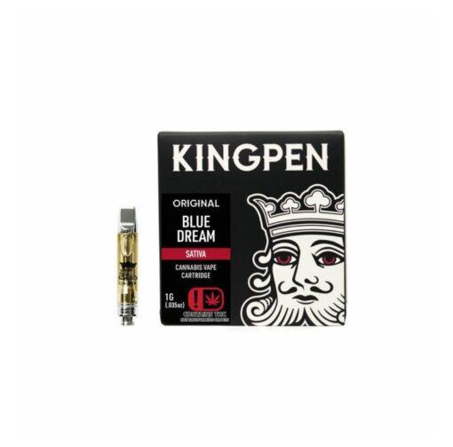 Buy Blue Dream kingpen vape cartridge online