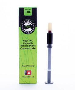 High THC RSO